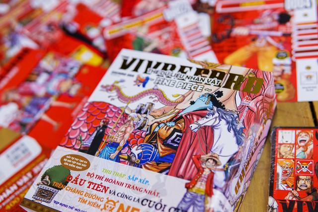 Trên tay One Piece Vivre Card - Ấn phẩm gây sốt nhất tháng 9 dành cho fan Đảo Hải Tặc! - Ảnh 4.