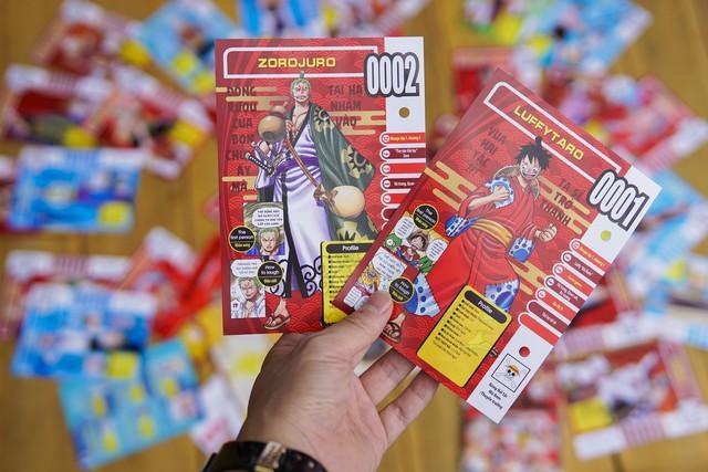 Trên tay One Piece Vivre Card - Ấn phẩm gây sốt nhất tháng 9 dành cho fan Đảo Hải Tặc! - Ảnh 5.