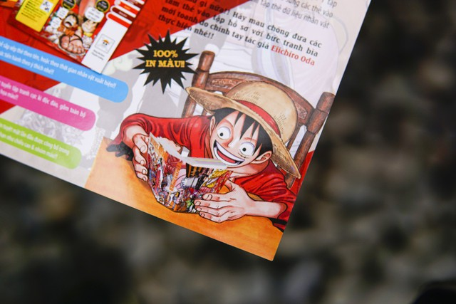 Trên tay One Piece Vivre Card - Ấn phẩm gây sốt nhất tháng 9 dành cho fan Đảo Hải Tặc! - Ảnh 3.