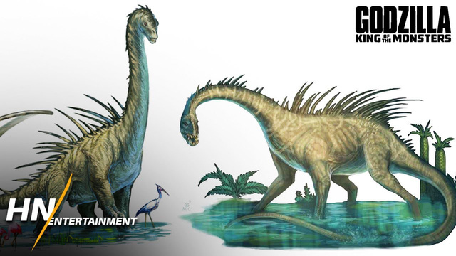 Mokele-Mbembe: Con quái vật hồ Lochness của thế giới MonsterVerse - Ảnh 3.