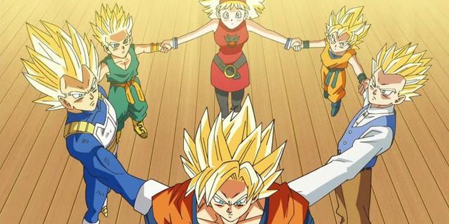 Dragon Ball: 10 sự thật về trạng thái Super Saiyan God - Thần của người Saiyan (Phần 1) - Ảnh 4.