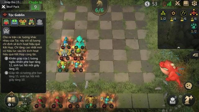 Auto Chess Mobile: Goblin có thực sự chỉ là tộc tiên phong trong vài màn chơi đầu? - Ảnh 1.