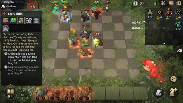 Auto Chess Mobile: Goblin có thực sự chỉ là tộc tiên phong trong vài màn chơi đầu? - Ảnh 2.