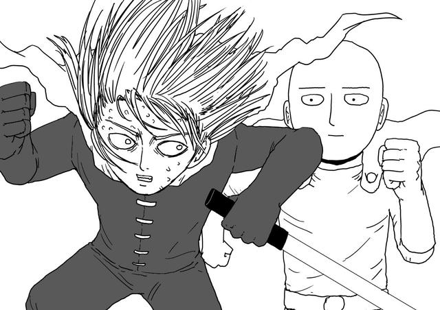 One Punch Man chương 116: Saitama lạc lối, hội anh hùng cấp thấp khốn đốn vì quái vật mèo Nyan - Ảnh 1.