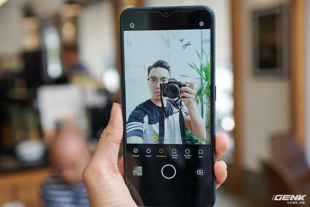 Trên tay Oppo A9 2020: Thiết kế đẹp mắt, cấu hình rất tốt trong phân khúc tầm trung, giá dự kiến 6,9 triệu đồng - Ảnh 11.