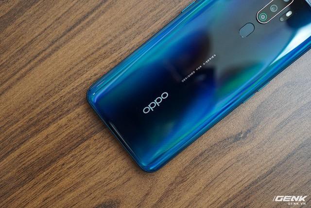 Trên tay Oppo A9 2020: Thiết kế đẹp mắt, cấu hình rất tốt trong phân khúc tầm trung, giá dự kiến 6,9 triệu đồng - Ảnh 4.