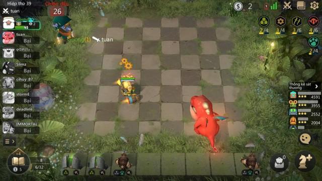 Auto Chess Mobile: Goblin có thực sự chỉ là tộc tiên phong trong vài màn chơi đầu? - Ảnh 5.