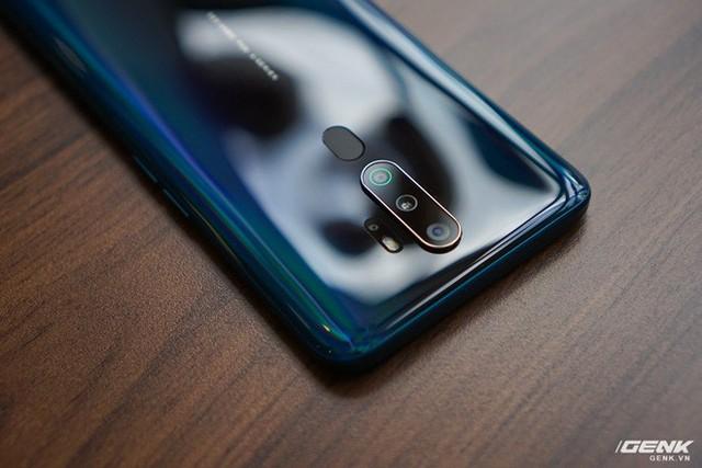 Trên tay Oppo A9 2020: Thiết kế đẹp mắt, cấu hình rất tốt trong phân khúc tầm trung, giá dự kiến 6,9 triệu đồng - Ảnh 7.