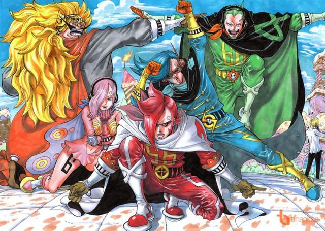 One Piece: Lý do Reiju Hồng Độc có cảm xúc chứ không hề vô cảm như quân đoàn sát thủ Germa 66 - Ảnh 1.