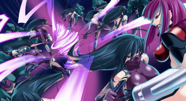 Game hentai trá hình visual novel Taimanin Asagi cuối cùng cũng bị Steam xóa sổ - Ảnh 1.