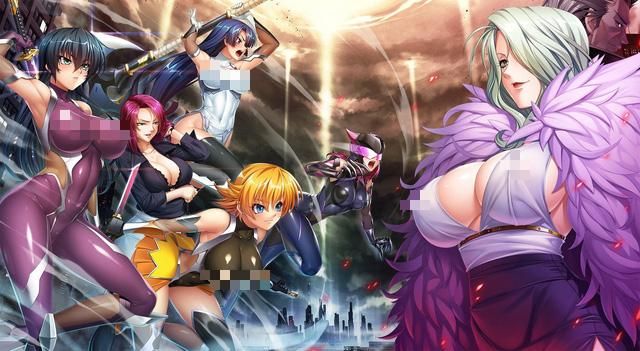 Game hentai trá hình visual novel Taimanin Asagi cuối cùng cũng bị Steam xóa sổ - Ảnh 2.