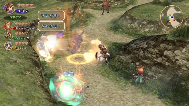 Siêu phẩm Final Fantasy Crystal Chronicles hé lộ ngày ra mắt chính thức - Ảnh 3.