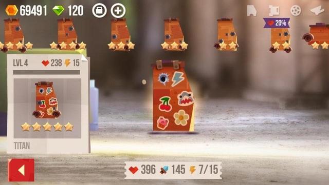 Crash Arena Turbo Stars - Game mobile nhìn đơn giản nhưng gây nghiện cực mạnh - Ảnh 2.