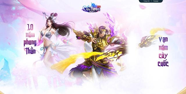 Cửu Thiên Mobile ra mắt trang teaser ấn tượng chốt thời điểm mở cửa tại Việt Nam ngày 3/1 - Ảnh 1.