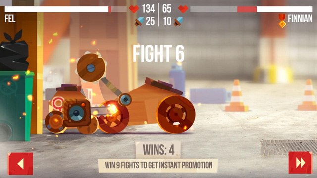 Crash Arena Turbo Stars - Game mobile nhìn đơn giản nhưng gây nghiện cực mạnh - Ảnh 4.
