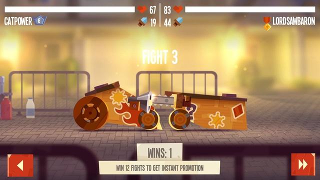 Crash Arena Turbo Stars - Game mobile nhìn đơn giản nhưng gây nghiện cực mạnh - Ảnh 6.