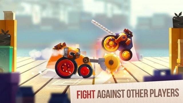 Crash Arena Turbo Stars - Game mobile nhìn đơn giản nhưng gây nghiện cực mạnh - Ảnh 7.