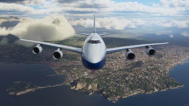Đánh giá sớm Flight Simulator 2020 - Game nặng 2 triệu GB thì có gì? - Ảnh 1.