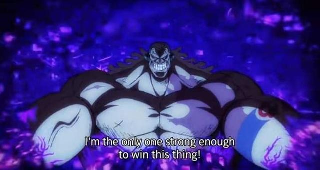 One Piece Stampede: Douglas Bullet - kẻ mang trong mình sức mạnh khiến cả thế giới phải hoảng sợ - Ảnh 3.