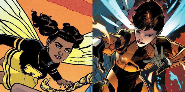 Điểm danh 10 cặp nhân vật thuộc DC và Marvel được sao chép của nhau (P.2) - Ảnh 2.