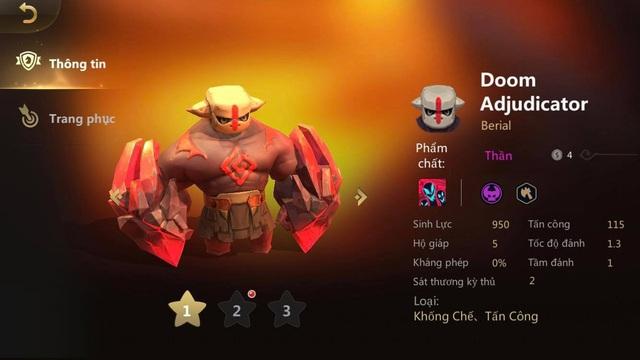 Đâu là vị tướng tối ưu nhất của tộc Demon trong Auto Chess Mobile? - Ảnh 5.
