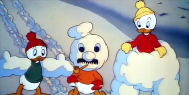 Những việc 'kinh dị' nhất mà Vịt Donald từng làm trong phim hoạt hình Disney (P.1) - Ảnh 5.