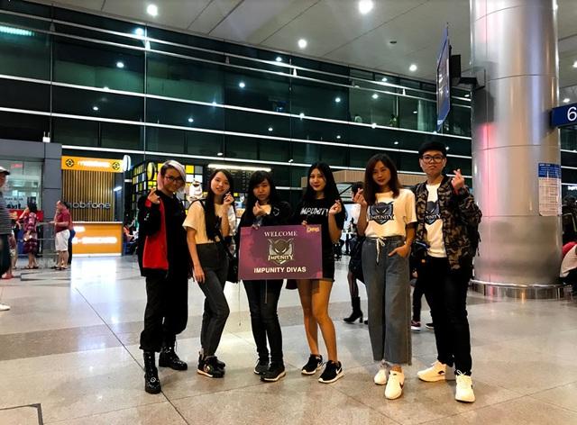 Đại hội 360mobi 2020 – Chào đón các VĐV quốc tế tới tham gia Showmatch hoành tráng của Mobile Legends: Bang Bang - Ảnh 2.