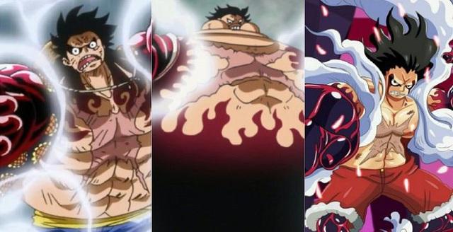 One Piece Stampede: Kingman-chiêu thức mới của Gear 4 chính là chìa khóa giúp Luffy đánh bại Tứ hoàng Kaido? - Ảnh 2.