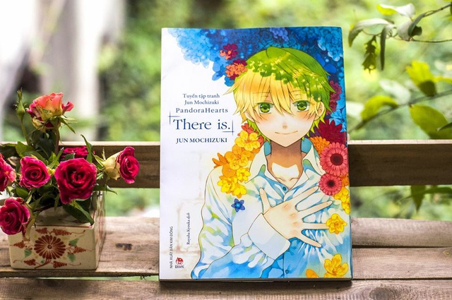 Artbook Pandora Hearts: There is chính thức ra mắt các độc giả tại Việt Nam - Ảnh 3.