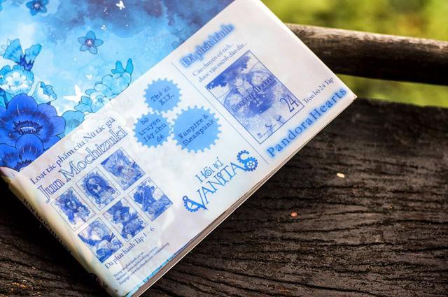 Artbook Pandora Hearts: There is chính thức ra mắt các độc giả tại Việt Nam - Ảnh 8.
