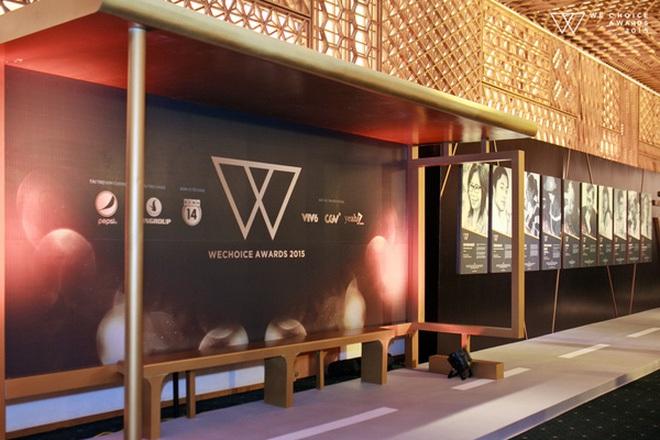 Những hình ảnh đáng nhớ của WeChoice Awards 2015