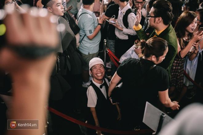 Những hình ảnh đầy xúc động trong đêm Gala WeChoice Awards 2016