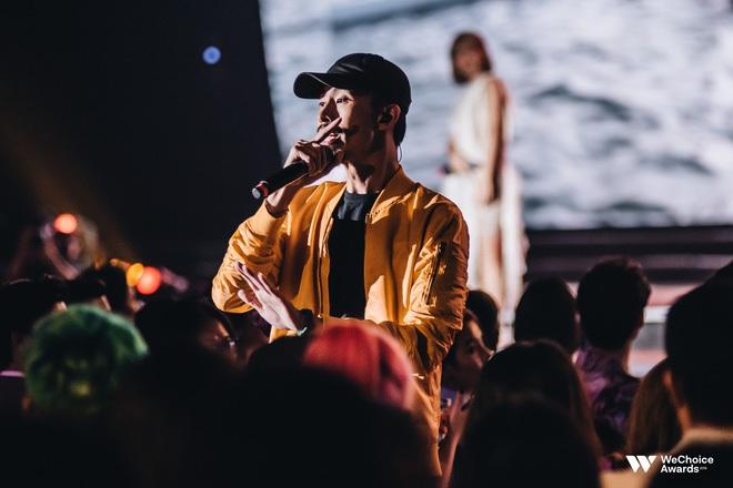Những tiết mục ấn tượng được trình diễn trong đêm Gala WeChoice Awards 2018