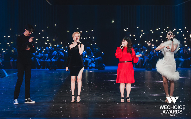 Những hình ảnh ấn tượng trong đêm Gala WeChoice Awards 2019 ngày 12/1/2020