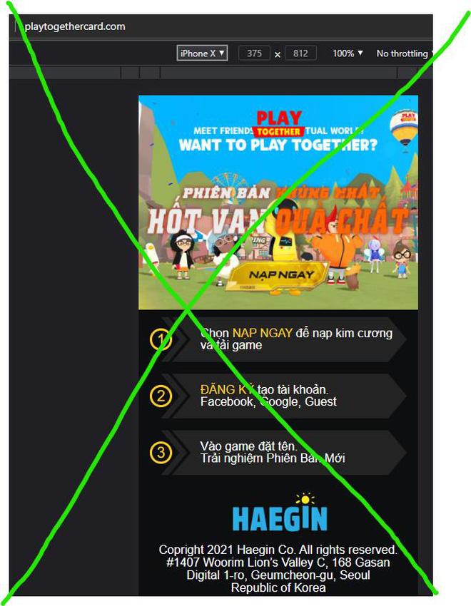 Các thủ đoạn lừa đảo người dùng trong game Play Together 2362760793580491727055148442415677096235607n-16301452878371217970666