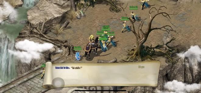 Không khí game thủ Kiếm Thế ADNX Mobile ngày khai màn -1632301116053168842607