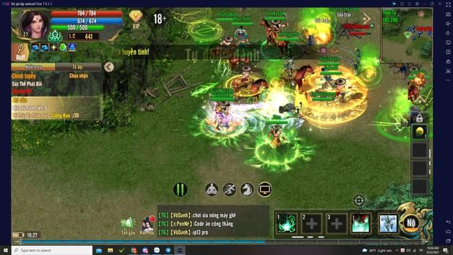 Không khí game thủ Kiếm Thế ADNX Mobile ngày khai màn -1632301117097936488653