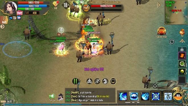 Không khí game thủ Kiếm Thế ADNX Mobile ngày khai màn -1632301118061208862144