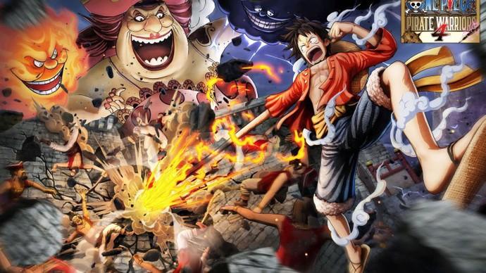 One Piece: Pirate Warriors 4, game chuyển thể truyện tranh hot nhất năm 2020 - Ảnh 1.