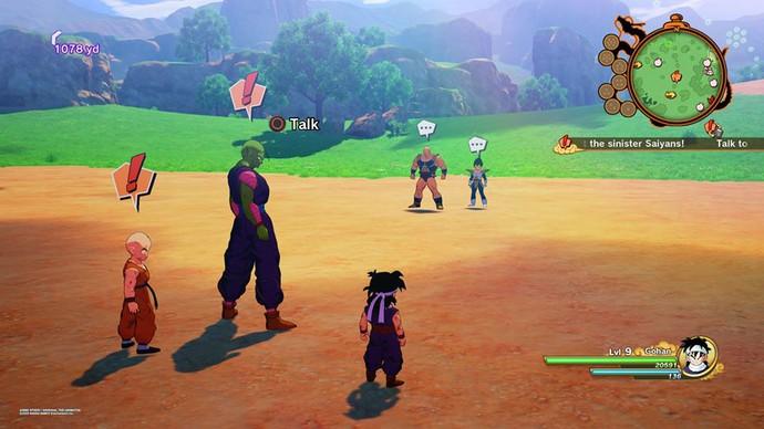 Đánh giá nhanh Dragon Ball Z: Kakarot - Game chuyển thể từ anime tốt nhất từ trước đến nay - Ảnh 2.