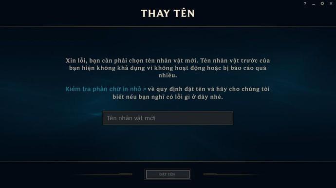Nạp cả tỉ đồng, chủ tài khoản LMHT khủng bậc nhất Việt Nam bất ngờ tuyên bố nghỉ game vì bị mất tên ingame - Ảnh 1.