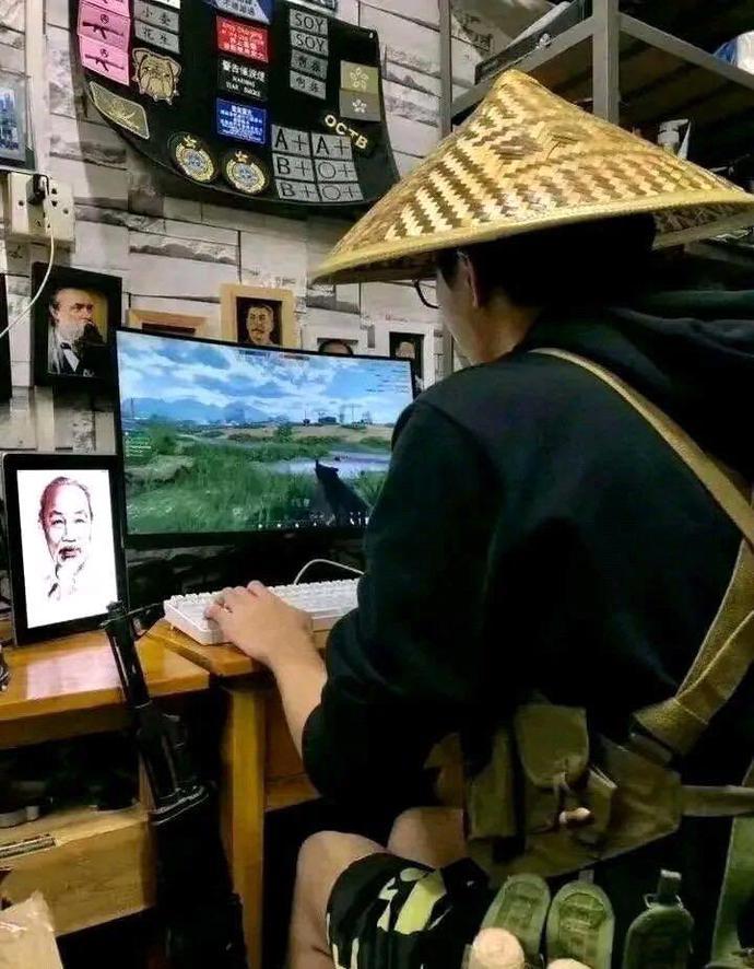 Chết cười với phong cách chơi game khó đỡ của game thủ - Ảnh 3.