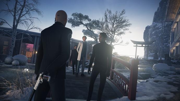 Link tải game hành động lét lút đỉnh cao Hitman, miễn phí 100% - Ảnh 1.