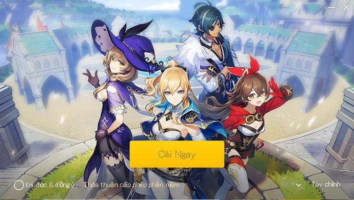 Hướng dẫn tải, cài đặt và chơi Genshin Impact, game miễn phí hot nhất hiện nay - Ảnh 1.