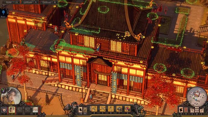 Shadow Tactics, game Ninja hành động lén lút đỉnh nhất nhì Steam - Ảnh 2.