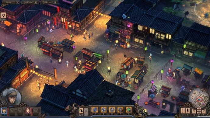 Shadow Tactics, game Ninja hành động lén lút đỉnh nhất nhì Steam - Ảnh 4.