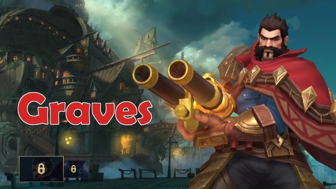 Game news: 5 điều bạn cần biết khi chơi Graves trong Liên Minh