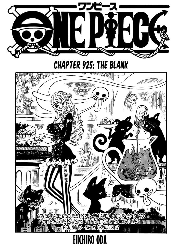 One Piece 925: Cửu vĩ hồ ly xuất hiện - Tứ Hoàng Râu Đen gây sốc khi vượt mặt Luffy trở thành kẻ có mức truy nã cao nhất truyện - Ảnh 1.