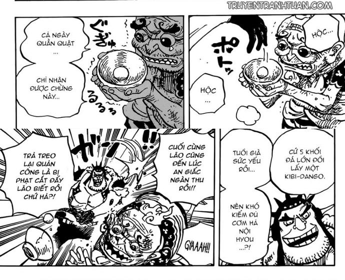 One Piece 926: Bóng ma bí ẩn xuất hiện - Dù ở trong tù nhưng Luffy và Kid vẫn sướng như tiên - Ảnh 5.