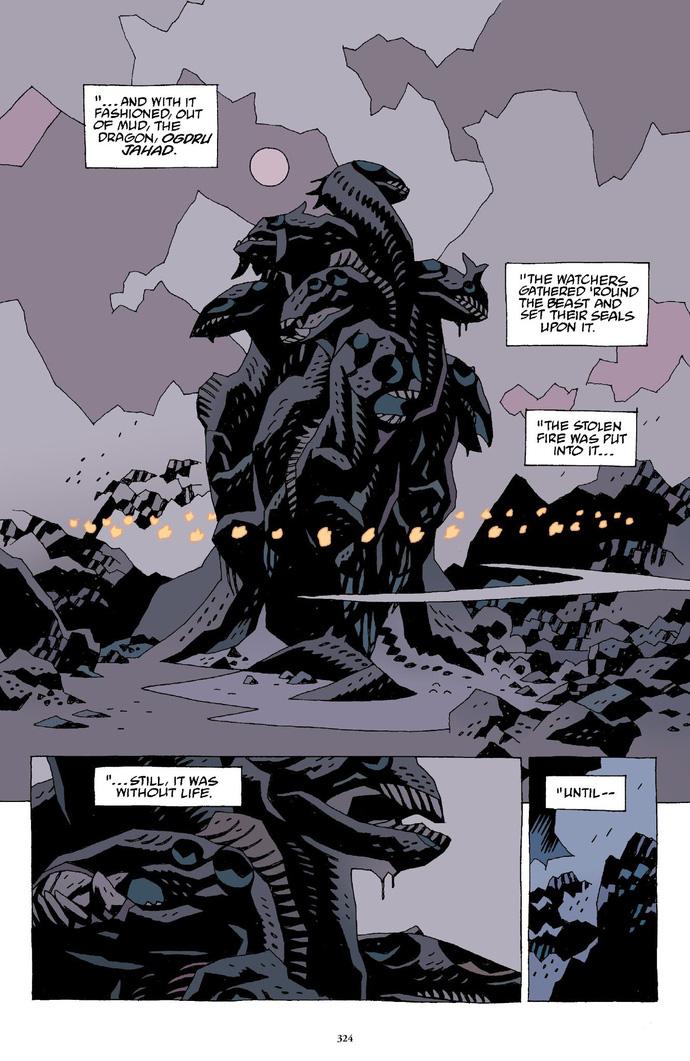 Truyền thuyết về The Right Hand of Doom, bảo vật quyền năng nhất vũ trụ của Hellboy - Ảnh 1.